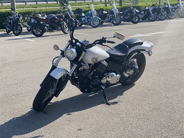 2016 Yamaha V Star Custom at Fort Myers
