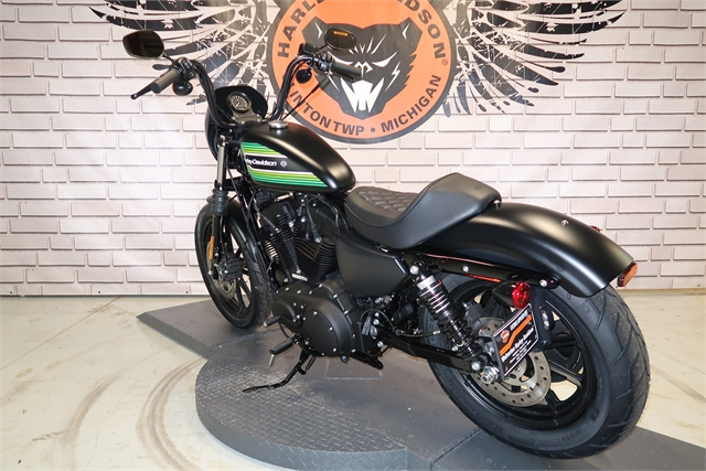 2021 Harley-Davidson Street XL 1200NS Iron 1200 at Wolverine Harley-Davidson