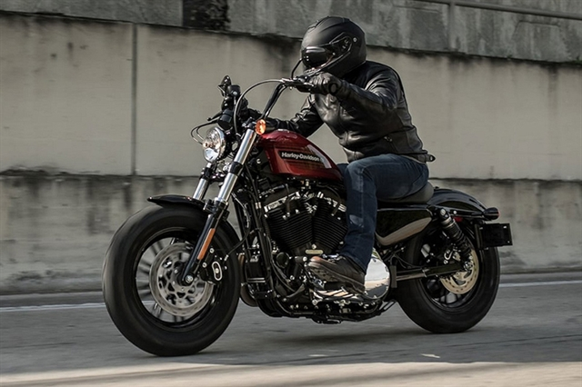 2018 Harley-Davidson Sportster Forty-Eight Special at Zips 45th Parallel Harley-Davidson