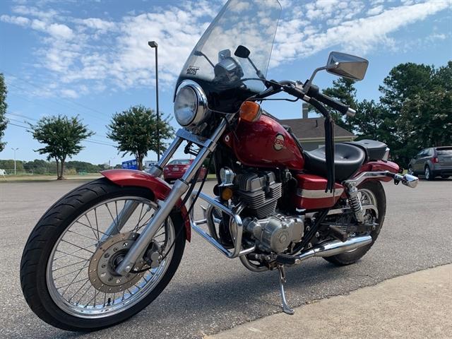 2002 HONDA Rebel 250 at Bumpus H-D of Jackson