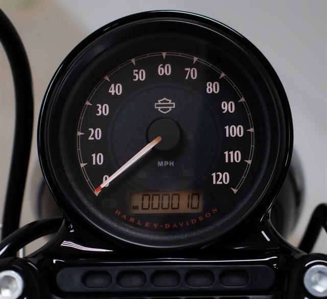 2020 Harley-Davidson XL1200X at Mike Bruno's Northshore Harley-Davidson