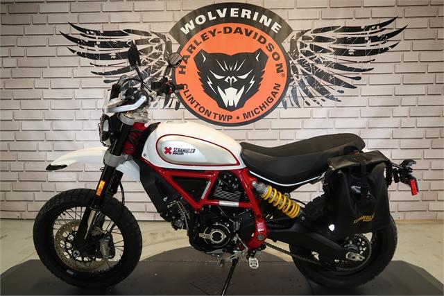 2019 Ducati Scrambler Desert Sled at Wolverine Harley-Davidson