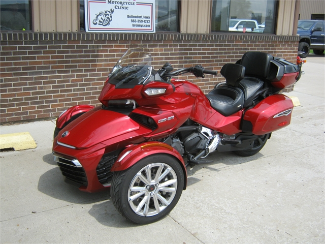 2016 Can Am Spyder F3 Limited at Brenny's Motorcycle Clinic, Bettendorf, IA 52722