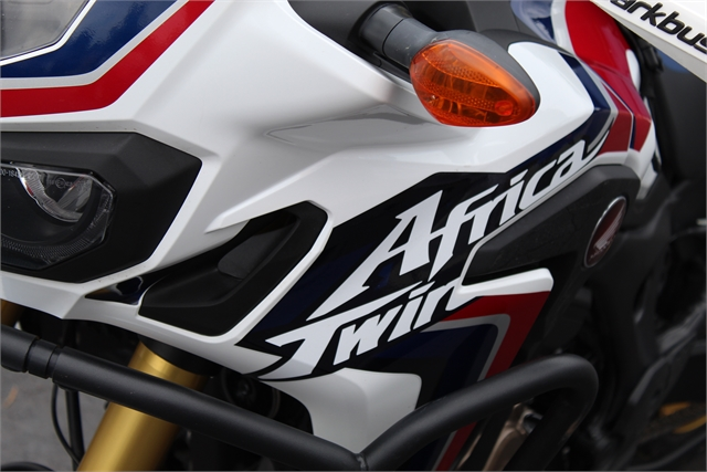 2017 Honda Africa Twin DCT ABS at Aces Motorcycles - Fort Collins