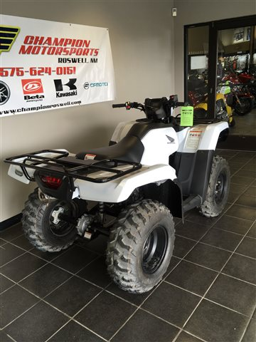 2017 Honda FourTrax Foreman 4x4 at Champion Motorsports, Roswell, NM 88201