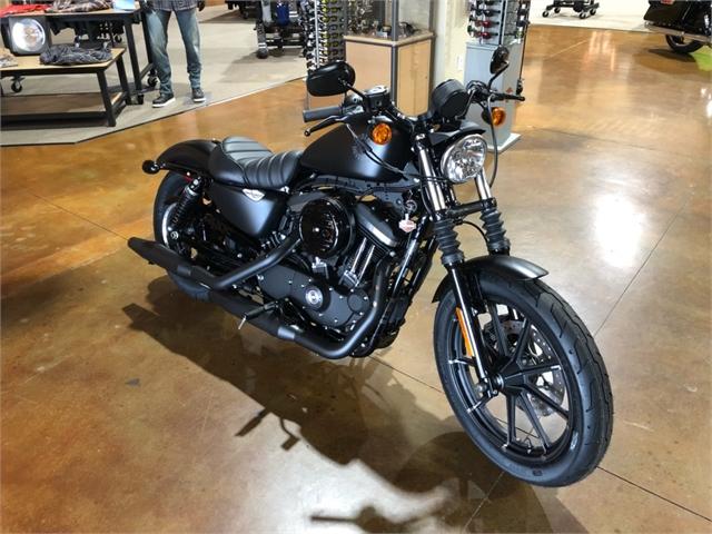 2021 Harley-Davidson XL883N at Steel Horse Harley-Davidson®
