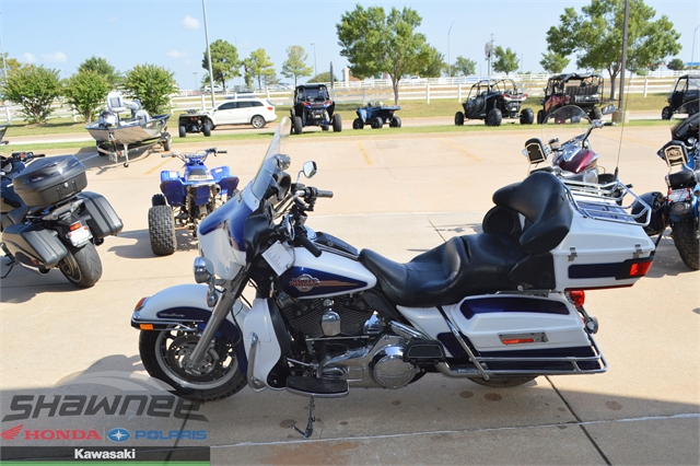2007 Harley-Davidson Electra Glide Ultra Classic at Shawnee Honda Polaris Kawasaki