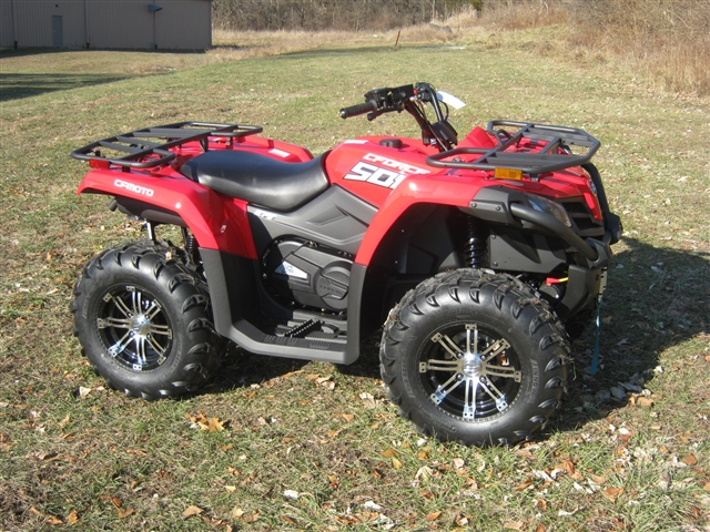 2019 CFMOTO CFORCE 500S at Brenny's Motorcycle Clinic, Bettendorf, IA 52722