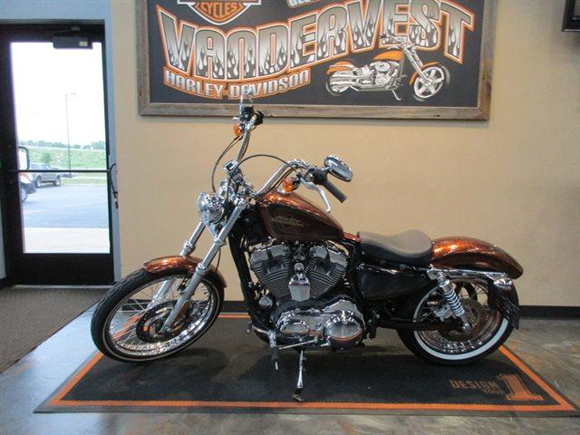 2014 Harley-Davidson Sportster Seventy-Two at Vandervest Harley-Davidson, Green Bay, WI 54303