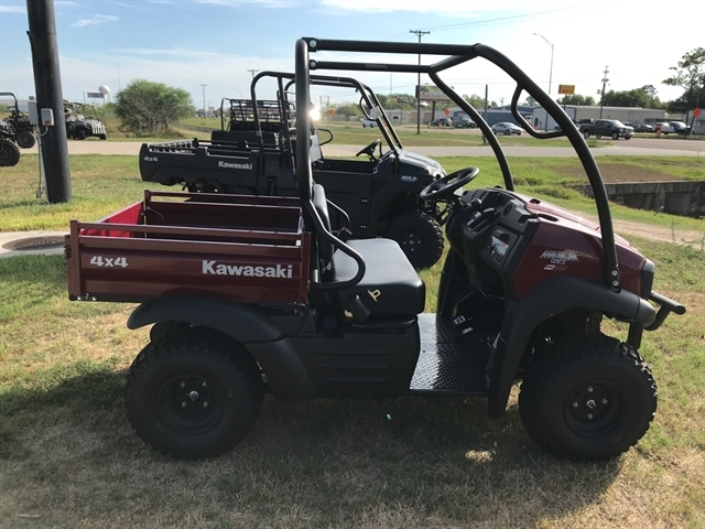 2020 Kawasaki Mule SX FI 4x4 at Dale's Fun Center, Victoria, TX 77904