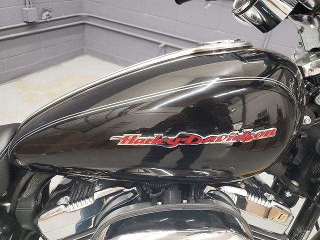 2007 Harley-Davidson Sportster 1200 Custom at Big Sky Harley-Davidson