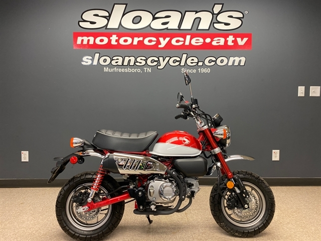 2019 Honda Monkey ABS at Sloans Motorcycle ATV, Murfreesboro, TN, 37129