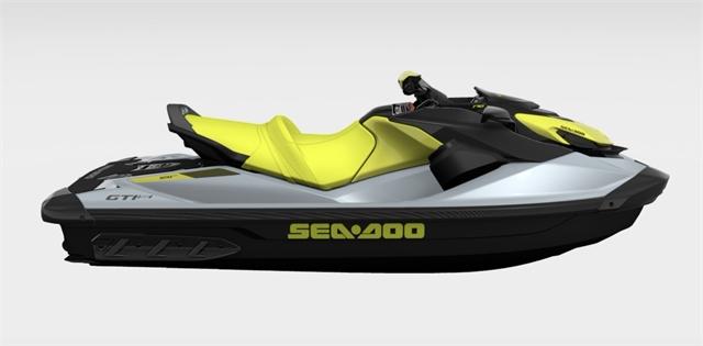 2021 Sea-Doo GTI SE 170 iBR + SOUND SYSTEM at Lynnwood Motoplex, Lynnwood, WA 98037