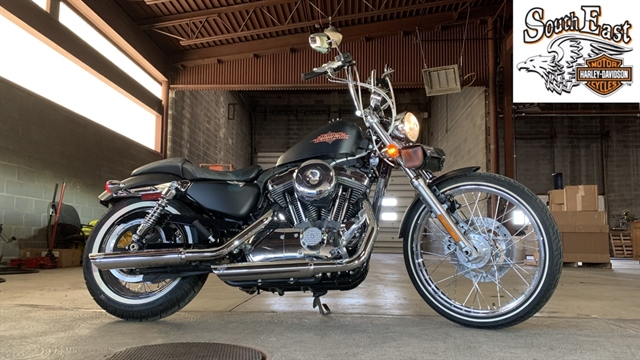2012 Harley-Davidson Sportster Seventy-Two at South East Harley-Davidson