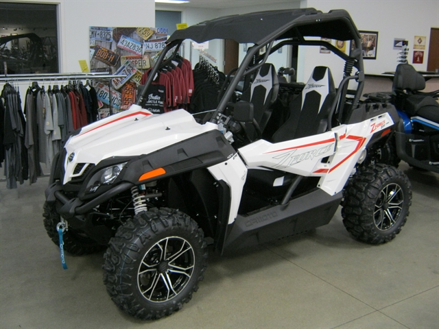 2021 CFMoto ZForce 800 Trail EPS at Brenny's Motorcycle Clinic, Bettendorf, IA 52722