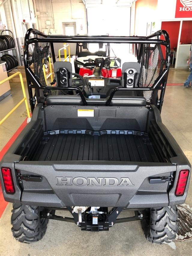 2019 Honda Pioneer 700 2 SEAT Base at Genthe Honda Powersports, Southgate, MI 48195