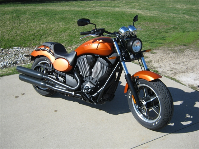 2013 Victory Motorcycles Judge at Brenny's Motorcycle Clinic, Bettendorf, IA 52722