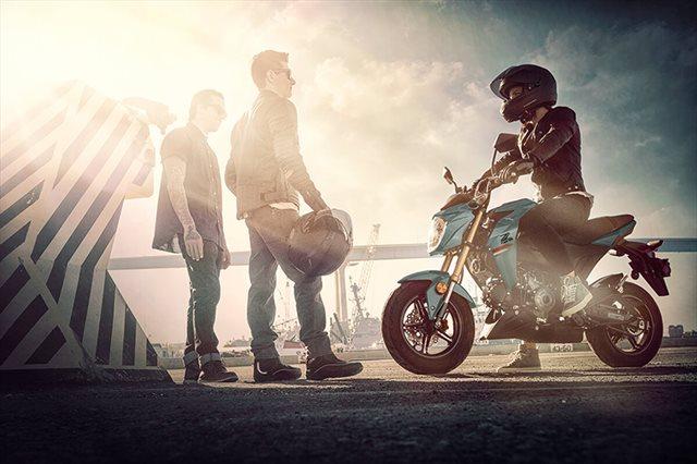 2021 Kawasaki Z125 PRO Base at Extreme Powersports Inc