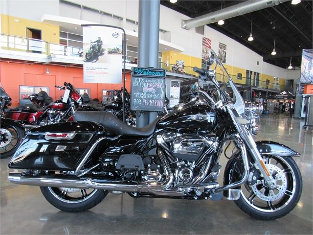 2021 Harley-Davidson Touring FLHR Road King at Conrad's Harley-Davidson