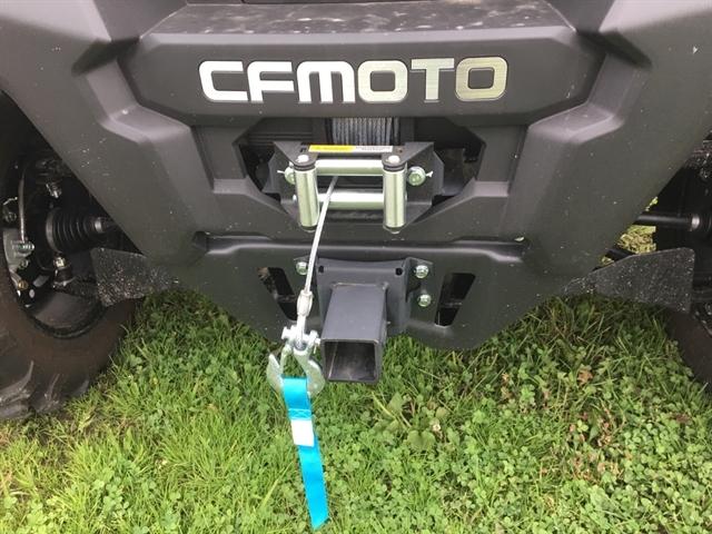 2019 CF MOTO UFORCE 1000EPS at Randy's Cycle, Marengo, IL 60152