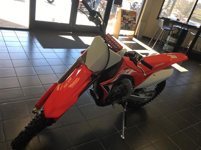 2020 Honda CRF 450RWE at Champion Motorsports