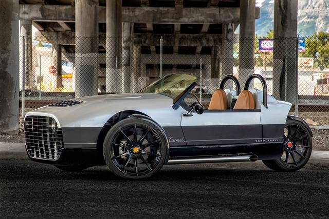 2021 Vanderhall Carmel Carmel GT at Extreme Powersports Inc