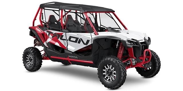 2021 Honda Talon 1000X-4 FOX Live Valve at Ride Center USA