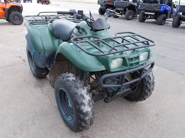 2009 Kawasaki Prairie 360 4x4 at Nishna Valley Cycle, Atlantic, IA 50022