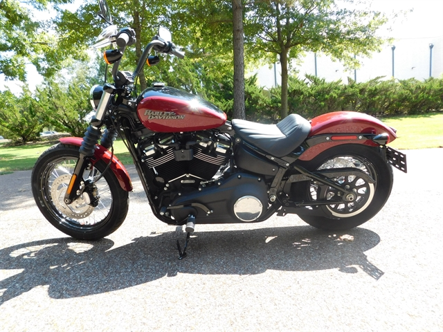 2020 HARLEY DAVIDSON STREET BOB FXBB at Bumpus H-D of Collierville