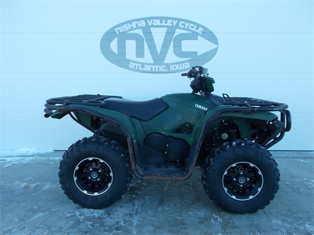 2017 Yamaha Grizzly EPS at Nishna Valley Cycle, Atlantic, IA 50022