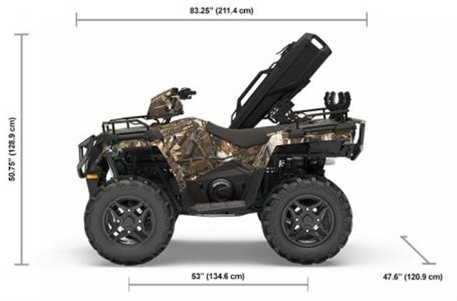 2019 Polaris Sportsman 570 SP Hunter Edition at Pete's Cycle Co., Severna Park, MD 21146