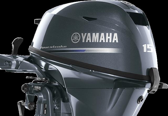 2015 Yamaha Outboard F15LMHA at Kodiak Powersports & Marine