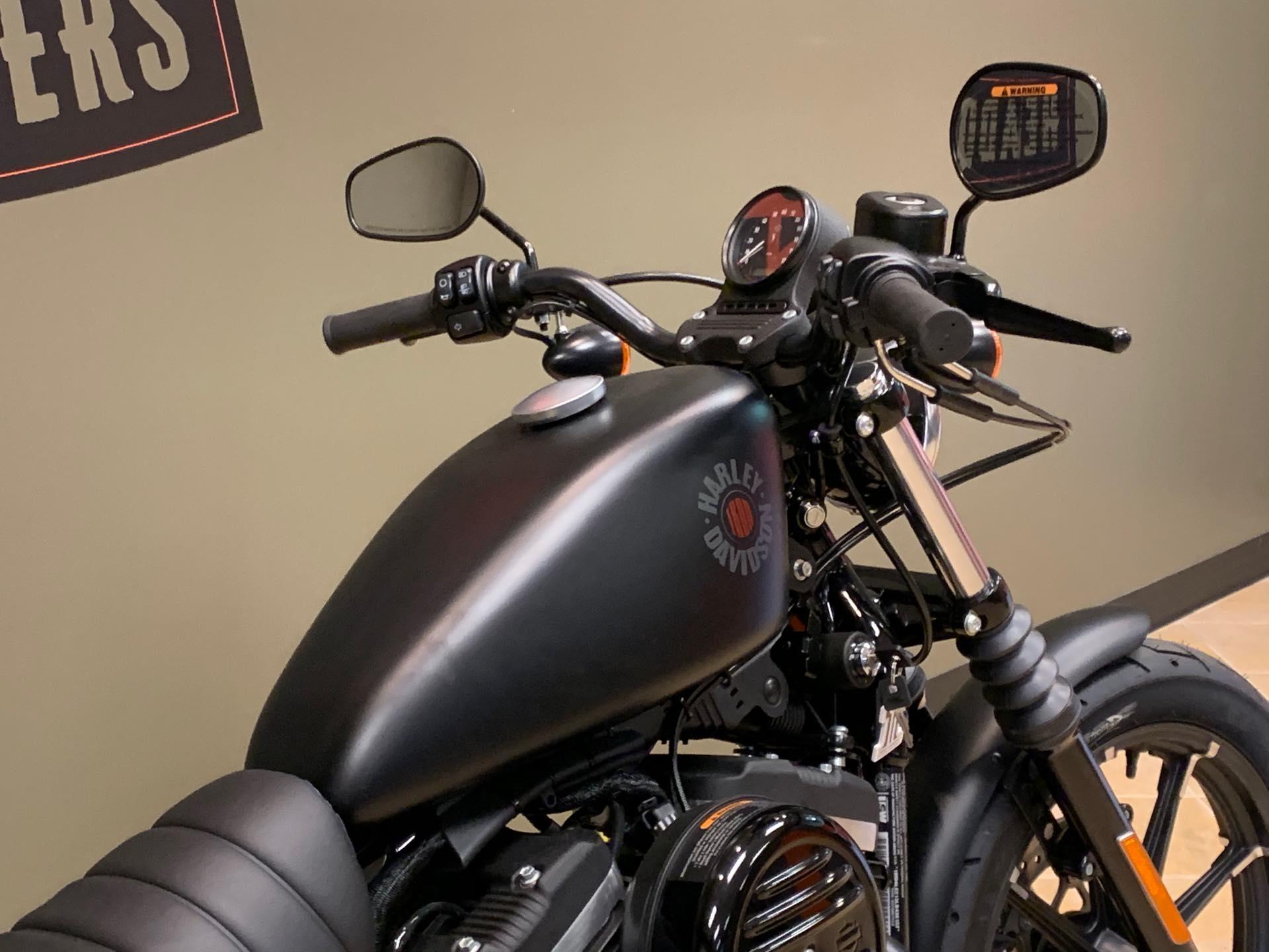 2020 Harley-Davidson Sportster Iron 883 at Loess Hills Harley-Davidson