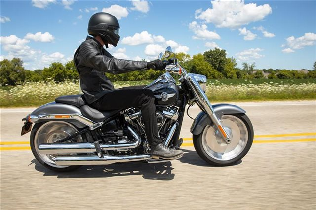 2021 Harley-Davidson Cruiser FLFBS Fat Boy 114 at Southside Harley-Davidson