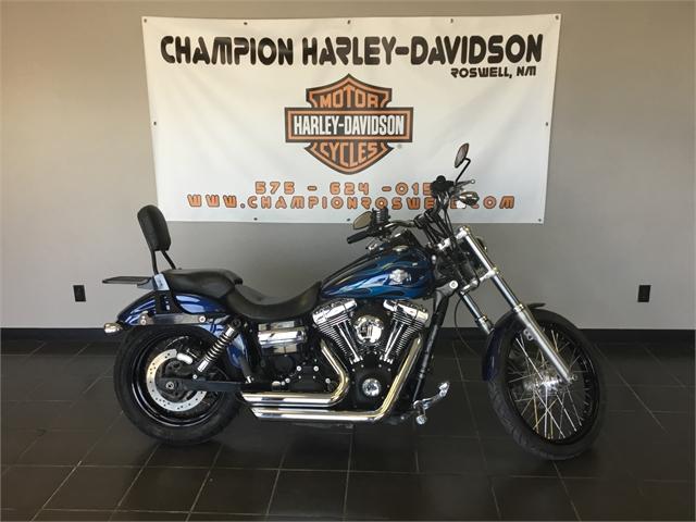 2013 Harley-Davidson Dyna Wide Glide at Champion Harley-Davidson