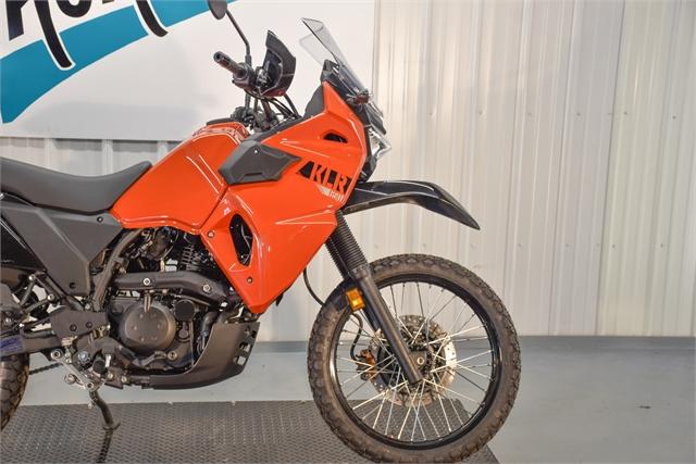 2022 Kawasaki KLR 650 ABS at Thornton's Motorcycle - Versailles, IN