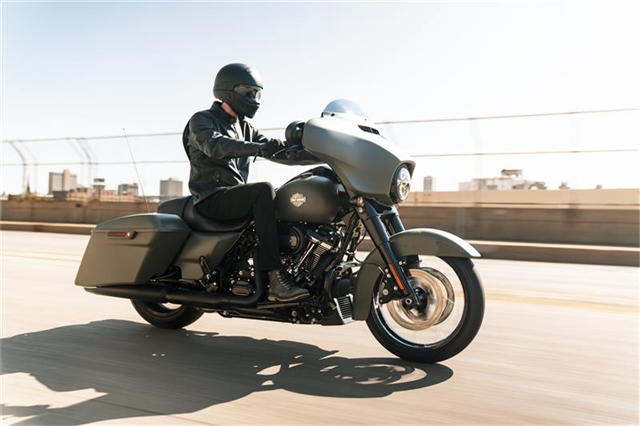 2021 Harley-Davidson Grand American Touring Street Glide Special at Iron Hill Harley-Davidson