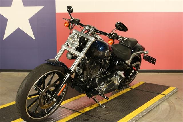 2013 Harley-Davidson Softail Breakout at Texas Harley