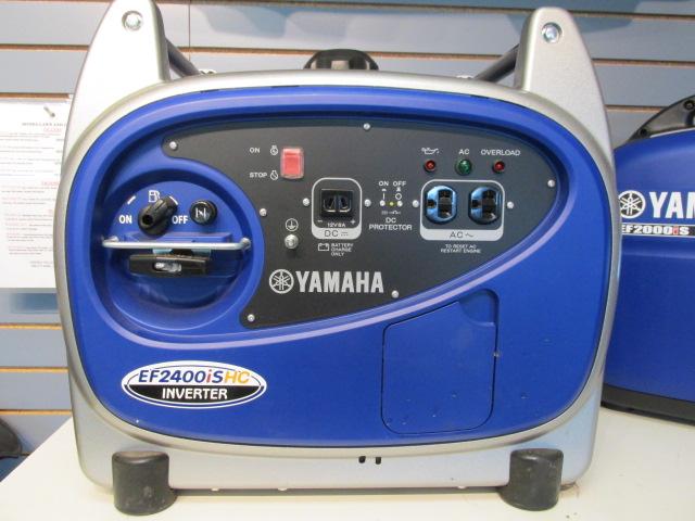2018 Yamaha Power Portable Generator EF2400iSHC at Nishna Valley Cycle, Atlantic, IA 50022