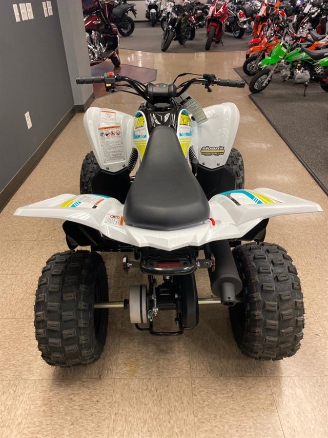 2021 Yamaha Raptor 90 at Sloans Motorcycle ATV, Murfreesboro, TN, 37129
