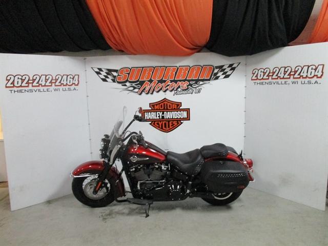 2019 Harley-Davidson Softail Heritage Classic Heritage Classic at Suburban Motors Harley-Davidson