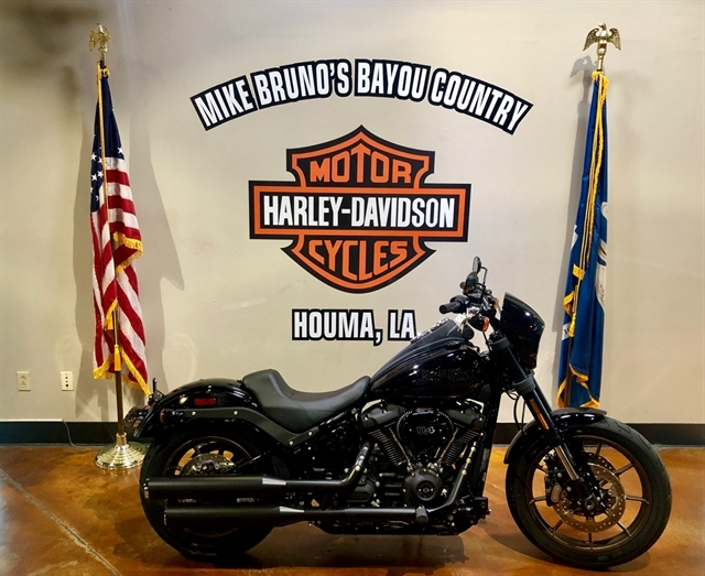 2020 Harley-Davidson FXLRS at Mike Bruno's Bayou Country Harley-Davidson