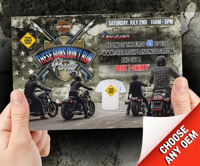 These Guns don't Run Powersports at PSM Marketing - Peachtree City, GA 30269