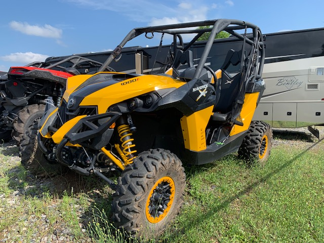 2015 Can-Am Maverick 1000 X rs DPS at Campers RV Center, Shreveport, LA 71129