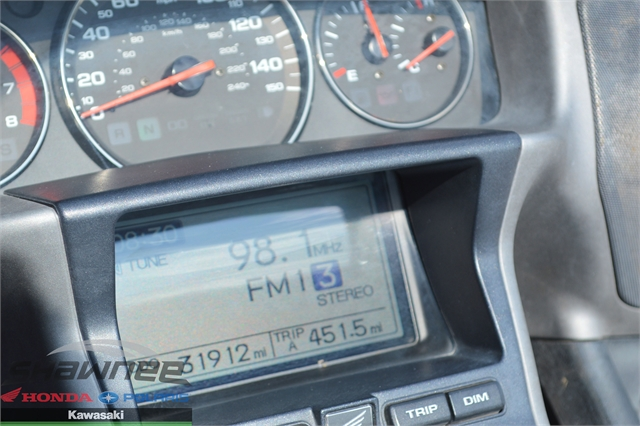 2006 Honda Gold Wing Audio / Comfort at Shawnee Honda Polaris Kawasaki