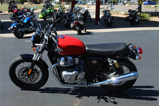 2020 Royal Enfield Twins INT650 at Aces Motorcycles - Fort Collins