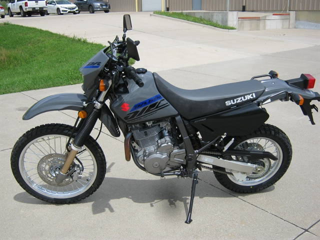 2020 Suzuki DR 650S at Brenny's Motorcycle Clinic, Bettendorf, IA 52722