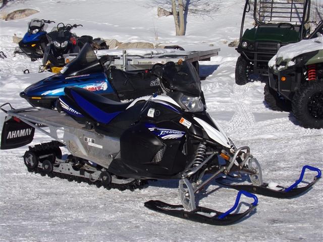 2011 Yamaha Phazer MTX $97/month at Power World Sports, Granby, CO 80446
