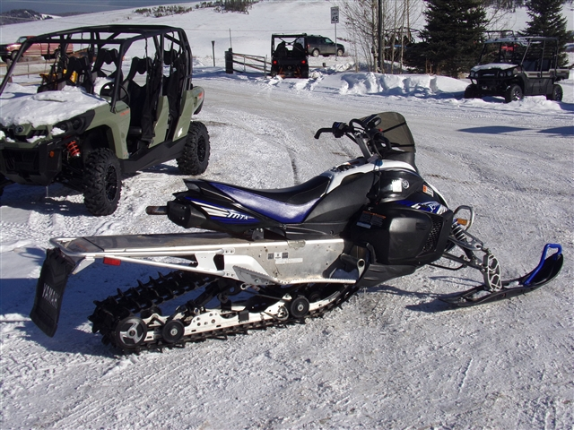 2011 Yamaha Phazer MTX $97/month at Power World Sports, Granby, CO 80446