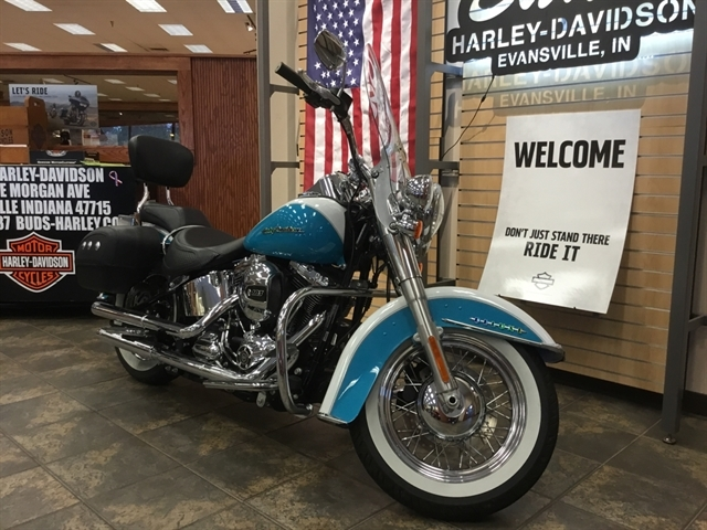 2017 Harley-Davidson Softail Deluxe at Bud's Harley-Davidson
